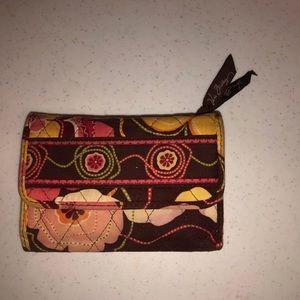 🌟Like New🌟 Vera Bradley Buttercup Pattern Wallet